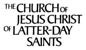 Pre-1995 church logo