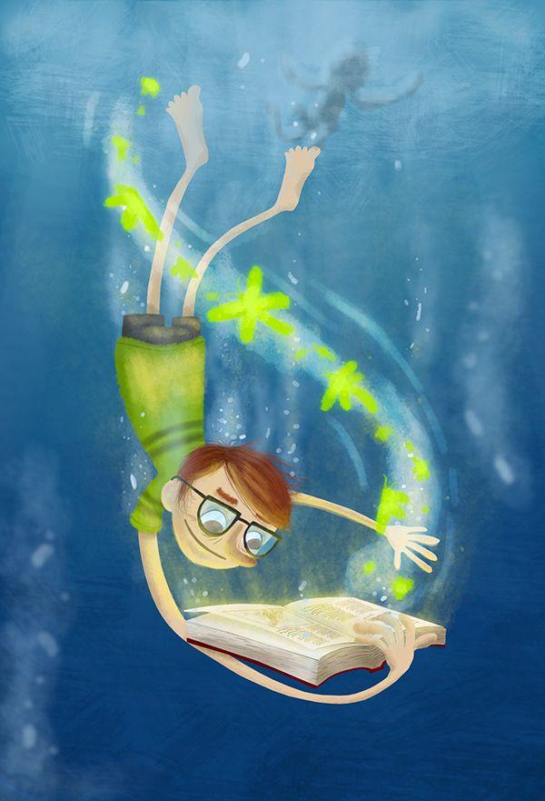 Queremos Que los chicos y las chicas se sumerjan en los libros y descubran su maravilloso Mundo.   https://www.facebook.com/MundoDiegoTorre  https://www.behance.net/gallery/24531291/Sumrgete-en-la-Lectura-