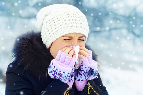 Napiers Winter Blend Will Ward Off Winter Ailments! It doesn't matter how cold the winter is , this blend will keep you warm and healthy!