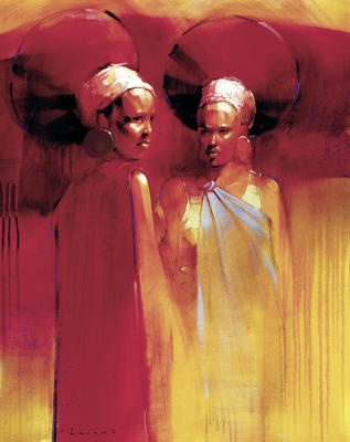 Peter Pharoah a South African Artist i absolutely LOVE!