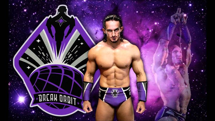 Download Adrian Neville HD Background