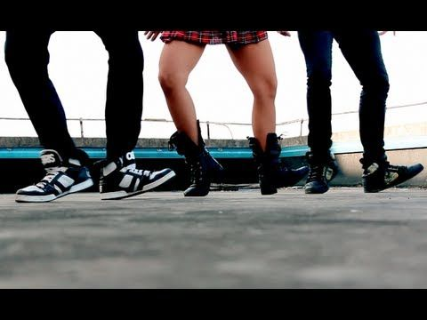 Footwork TUTORIAL! How To Dance: Basic Foot Work | DanceTutorialsLIVE » Matt Steffanina