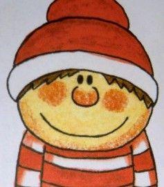 Zimní počasí-oblékání