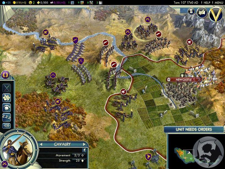 Civilization 5 Free Download PC Game Mmorpg games