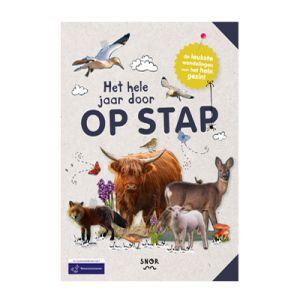 het hele jaar door op stap wandelen wandelgids snor uitgeverij nederland gezin natuurmonumenten