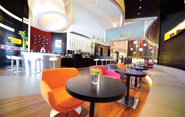 New Nespresso Boutique Bar, Ocean Drive, Miami Beach.