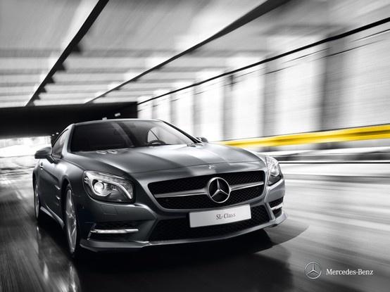 Mercedes-Benz SL-Class. Iconoclass.