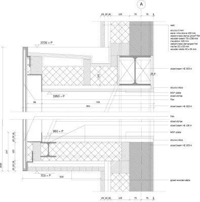 Fenster detail grundriss  47 besten Fenster und Fenstererker Bilder auf Pinterest | Fenster ...