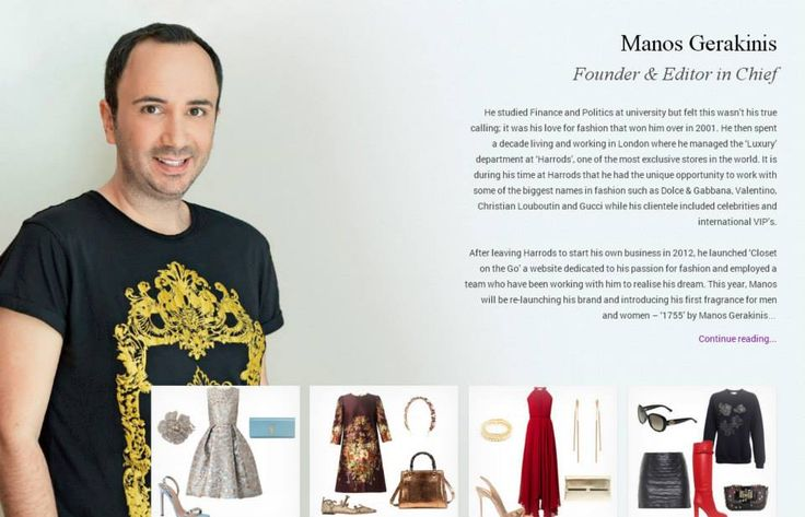 Kondylatos jewels featured @ closetonthego.com Pericles Kondylatos talks to Manos Gerakinis Link: http://www.closetonthego.com/pericles-kondylatos-jewelry-designer-1/
