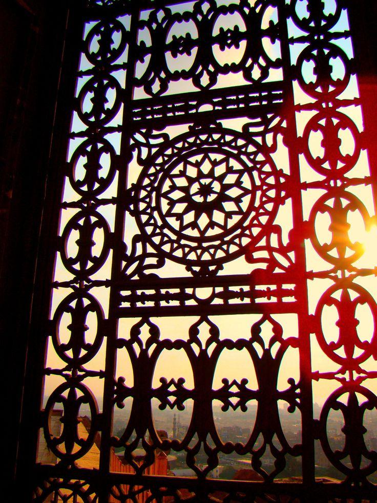 Mohamed Ali mosque, Cairo (Egypt)