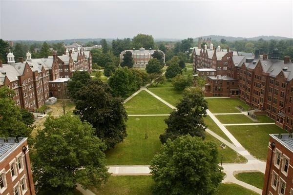 28 Signs You Went To George Washington University