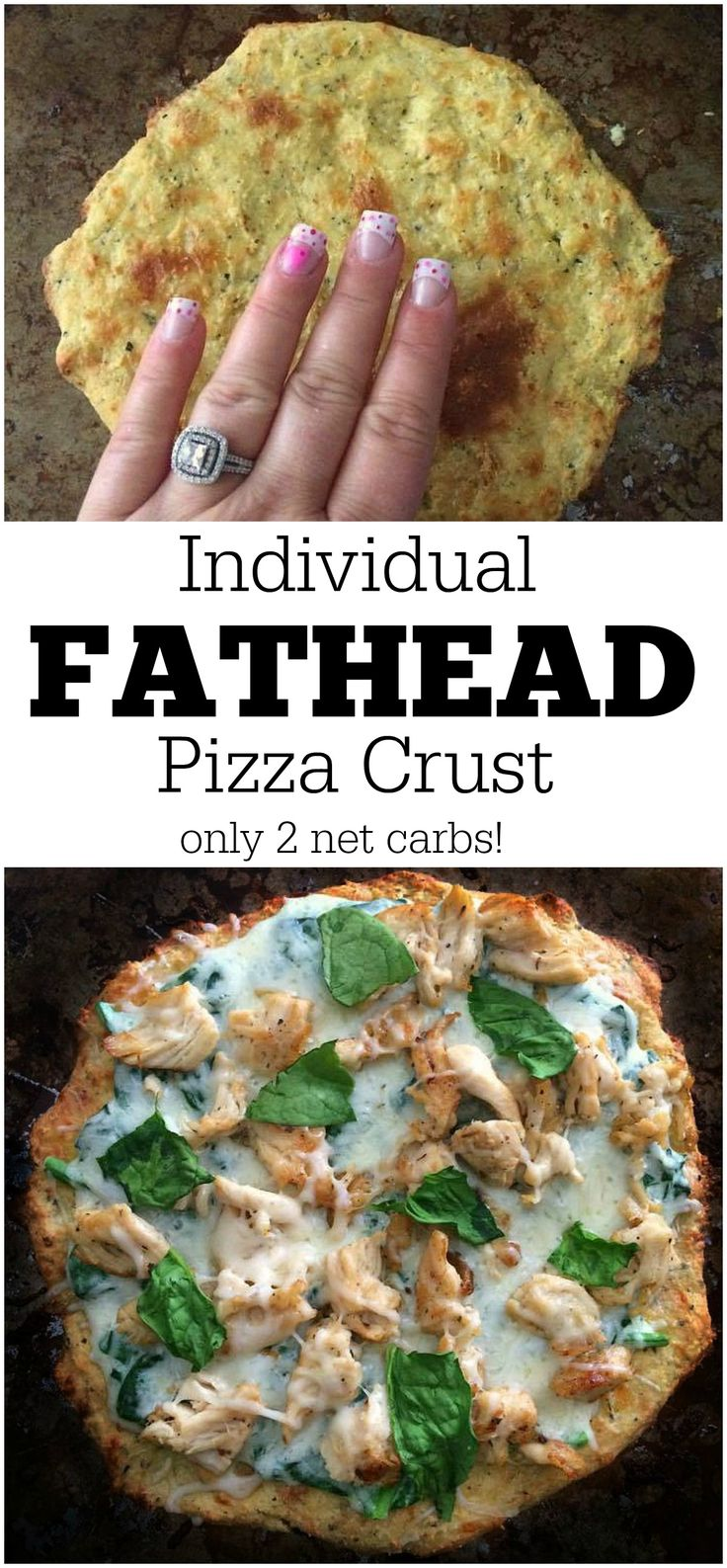 Fathead pizza? Haven't heard of it? If you are eating low carb, you will absolutely love this. Come check it out! Only 1 net carb per serving.***group says to use coconut flour instead of almond flour***