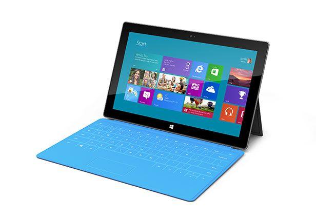 """Microsoft anuncia su nuevo tablet """"The surface"""""""
