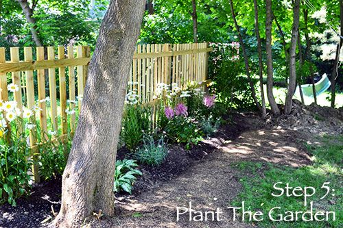 Gardening for dummies how to plant a basic shade garden - How to plant a flower garden for dummies ...