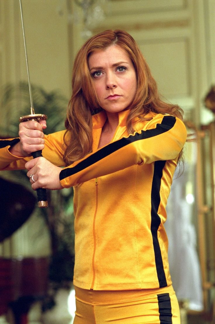 Alyson Hannigan en Date Movie