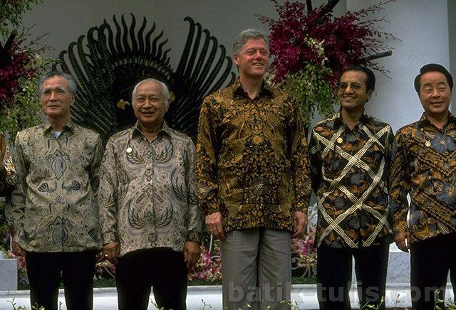 batik is indonesia herritage