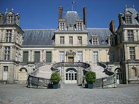Moquette pour le Chateau de Fontainebleau