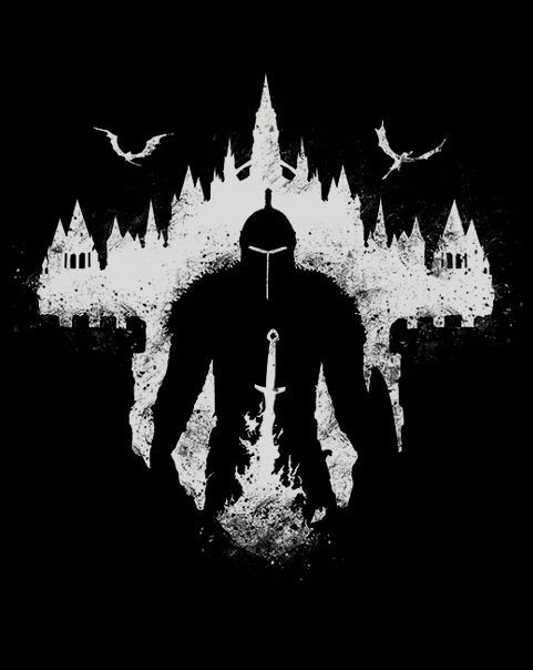 Warrior Soul T-Shirt $10 Dark Souls tee at ShirtPunch today only!