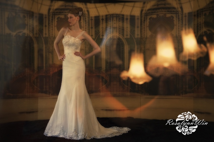 Rosalynn Win Haute Couture: Venezia gown