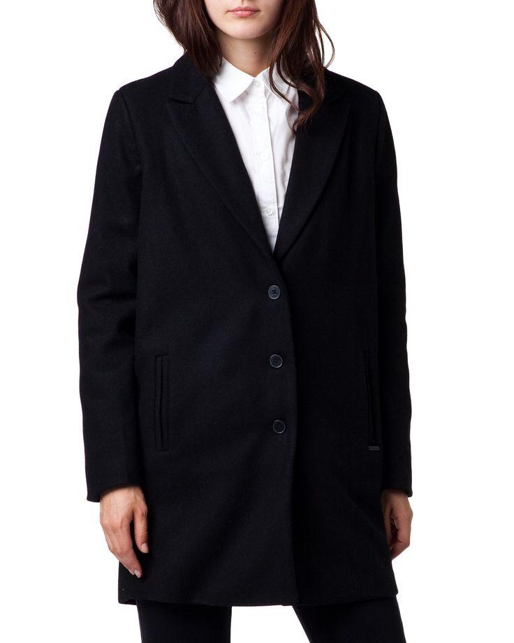 "Kurtka Pepe Jeans Meg ""Black"" | Kurtki Damskie | BRAND.pl - Original Fashion Store - Levi's®, Guess, Big Star, Mustang, Pepe Jeans"