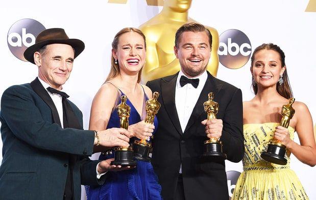 Oscar winners 2016