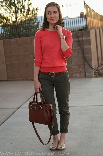 What Color Shoes To Wear With A Olive Green Dress