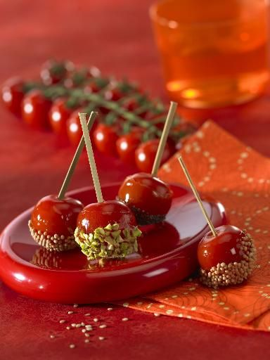 Recette Cerises Rubis surprise, notre recette Cerises Rubis surprise - aufeminin.com