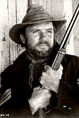 "~ Richard  Jaeckel ~ Co-starred in many Westerns but is best known from TV Series ""Rat Patrol""...."