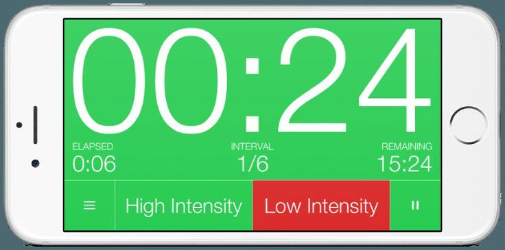 NYT Seven-Minute Workout - Interval Timer