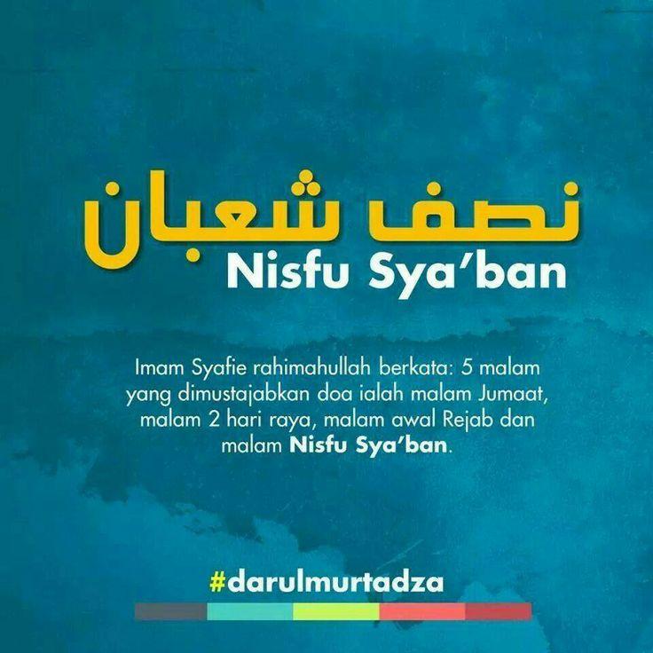 5 Malam Mustajab Do'a-Do'anya