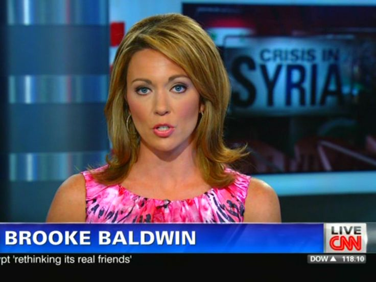 WATCH CNN Anchor Brooke Baldwin Blame Military Veterans For  #BaltimoreRiots. Another Stupid Female Making Part 45