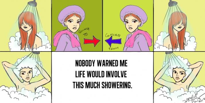Nobody Warned Me