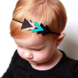 Reversible Headbands DIY
