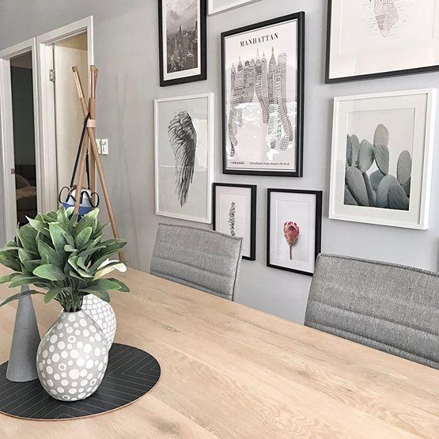 Print Gallery Inspiration  Ashlea's home