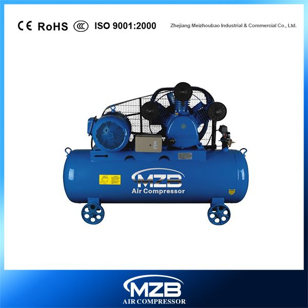 high pressure air compressor for sale using imported material mzb air compressors from china