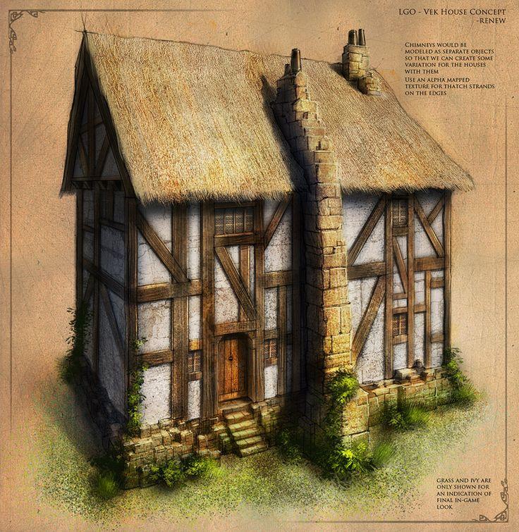 122 Best Images About Tudor Fachwerk Split Timber Frames
