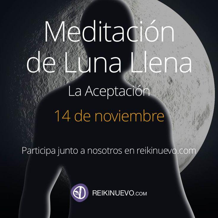 Descarga y escucha la meditación de Luna Llena del 14 de noviembre de 2016. Más información: http://www.reikinuevo.com/meditacion-luna-llena-aceptacion/