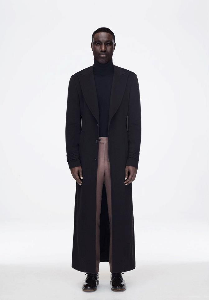 Adrien Sauvage's 'Dress Easy' AW '12 Collection