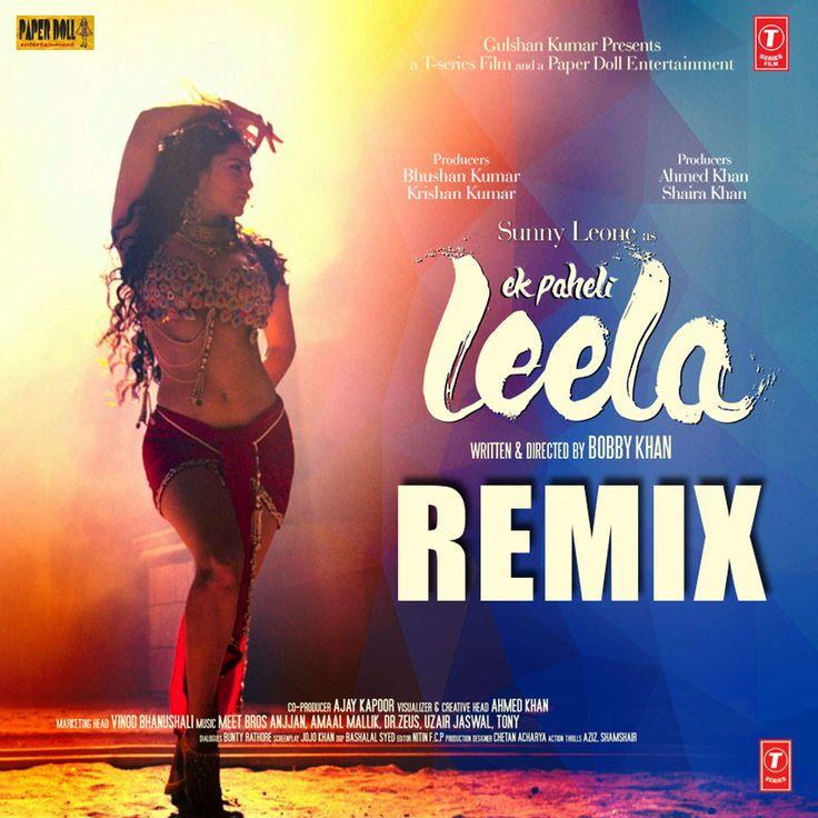 Songs PK Ek Paheli Leela (Remix) Mp3 Songs (2015).