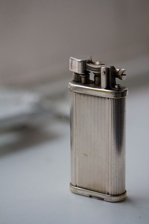 Lift Arm  Vintage Dunhill Lighter