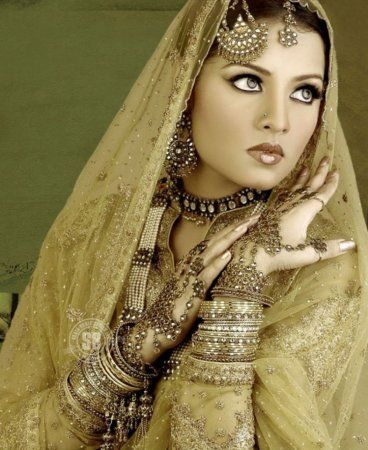 Индийские девушки, красивые фото.