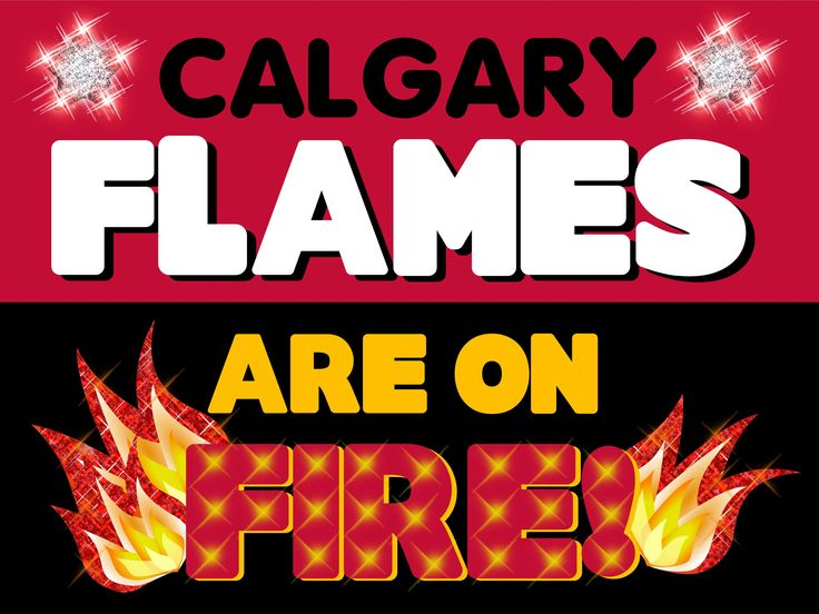 Calgary Flames!