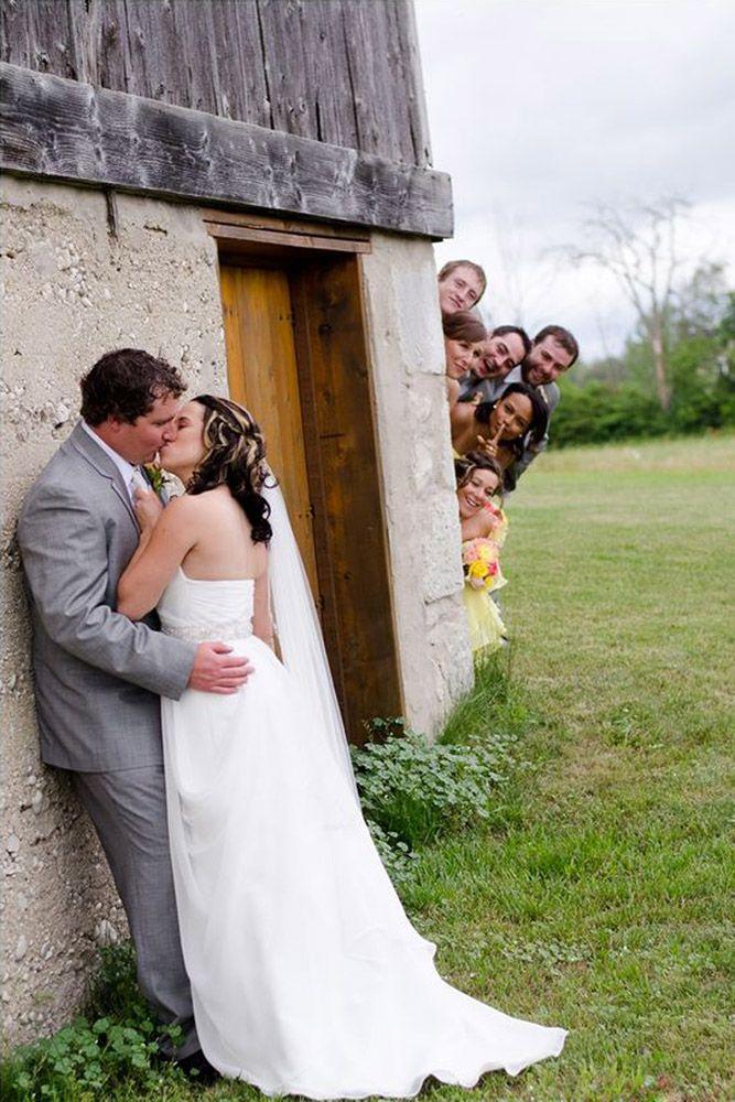 36 Most Creative Wedding Kiss Photos ❤ See more: http://www.weddingforward.com/creative-wedding-kiss-photos/ #wedding #photography