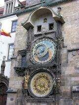 Horloge astronomique - Prague - République Tchèque