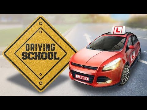 """Car Driving School Simulator 1.8 Apk is one of the best and new games titled """"Driving School"""" from the BoomBit Games Studio for Android,"""