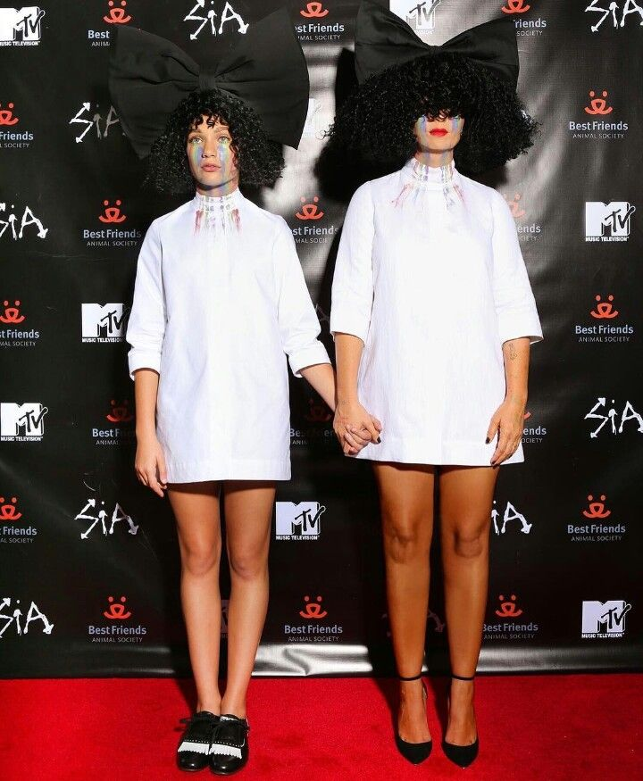 Sia and maddie. This is acting, the greatest - we are your children