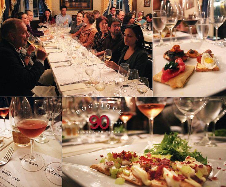 Nuestras Noches Maridadas en Daniel y Boutique90! Este jueves 1 de Junio los invitados especiales seran algunos de los grandes Sauvignons del Mundo, conoce mas sobre esta cena aquí: http://mailchi.mp/daniel/sauvignonsdelmundo