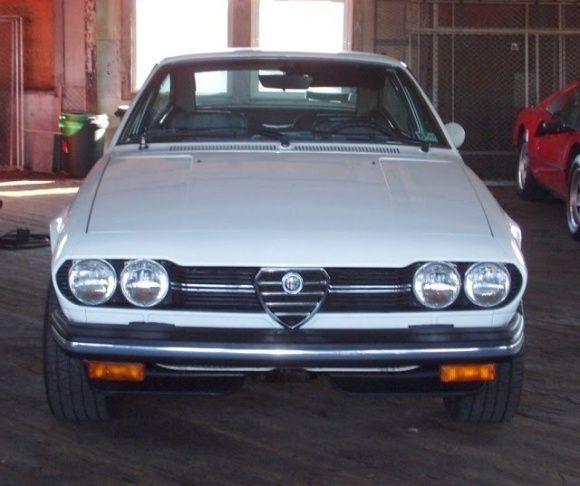 #cars #coches #carros  34k-Mile 1976 Alfa Romeo GTV