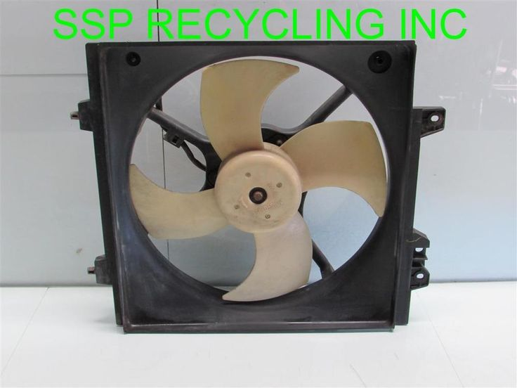 LEGACY 00 Fan Assembly; condenser LEGACY 01-04 Fan Assembly; condenser, 2.5L. Part/Notes: COND FAN ASSM, R, P# 45121AE00A. Part Number(s): 45121AE00A. For clarity, passenger side refers to right side when sitting in vehicle, and driver side refers to left side when sitting in vehicle.   eBay! #Parts #CarParts #DIYRepair #Subaru #Forester #Outback #Legacy #Impreza #STI #Crosstrek #BRZ #SUV #Cars #WRX #DIY #OEM #Mechanical