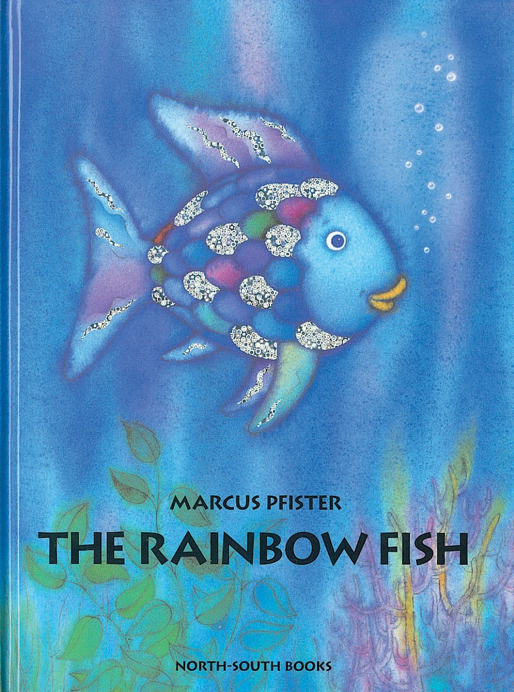 49 best classroom library wish list images on pinterest for Rainbow fish children s book